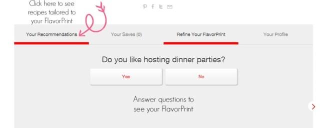 FlavorPrint Questions #shop #cbias