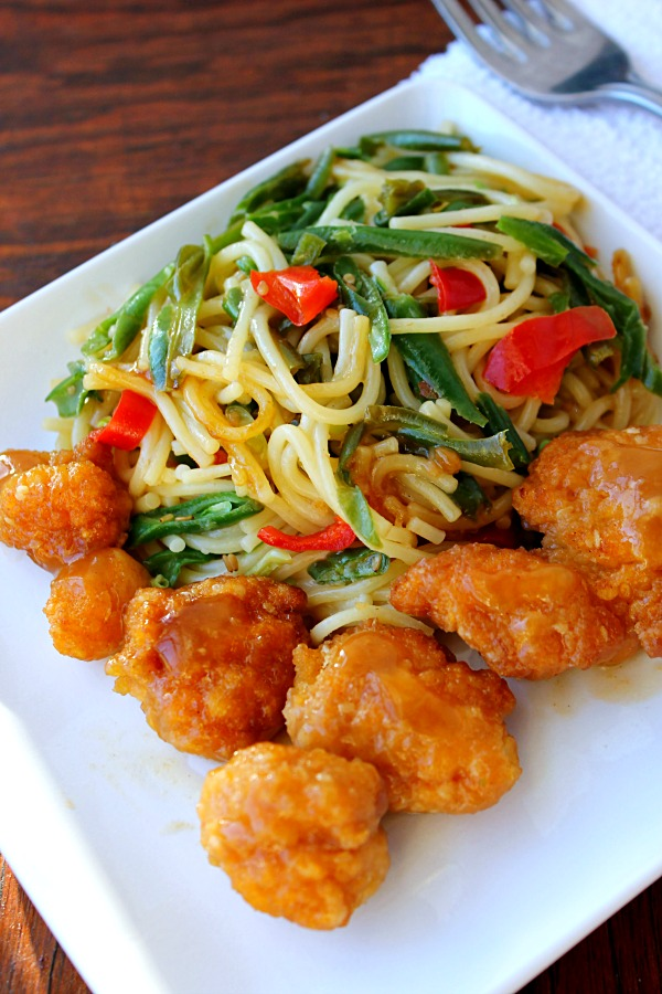 Sesame Chicken #WowThatsGood, #shop, #cbias