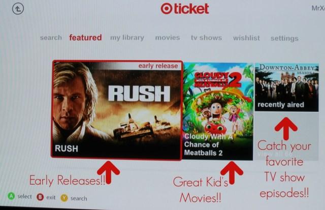 Target Ticket Xbox Page #shop #cbias
