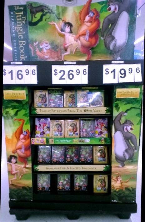 e9ef1cef7d3 Display # shop #CollectiveBias #JungleFresh Jungle Book ...