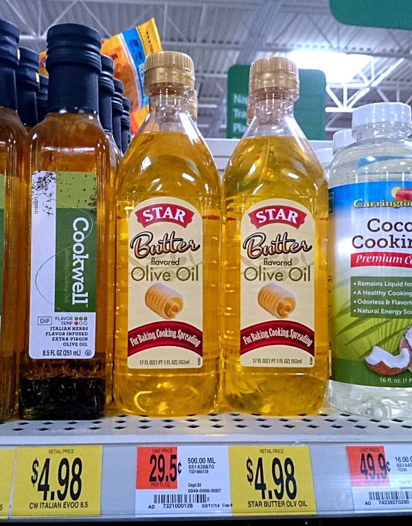 Sat Butter Olive Oil #CollectiveBias