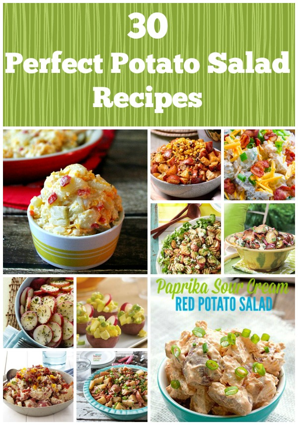 30 Perfect Potato Salad Recipes