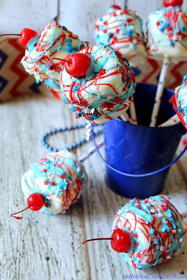 Marshmallow Pop Sparklers