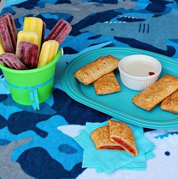 summer snacks #SummerGoodies #CollectiveBias