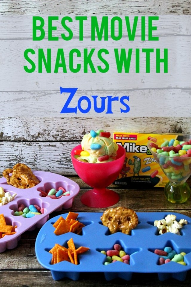 Best Movie Snacks with Zours #ZoursFace #CollectiveBias
