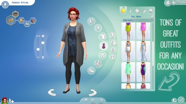 Sims 4 Clothes #TheSims4 #CollectiveBias