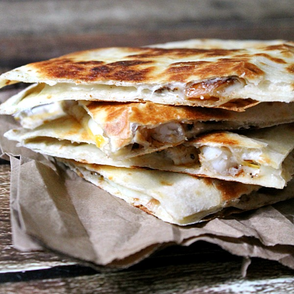 Spicy Shrimp Quesadilla2