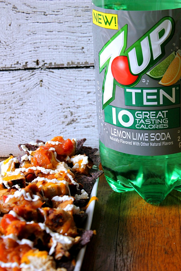 7UP Nachos #drinkTEN #CollectiveBias