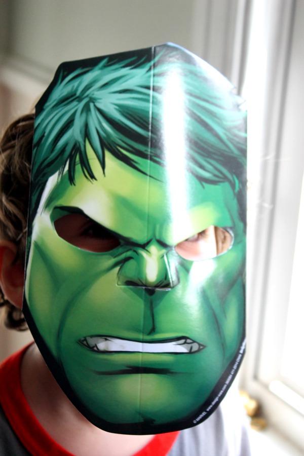 Hulk #HeroesEatMMs #CollectiveBias