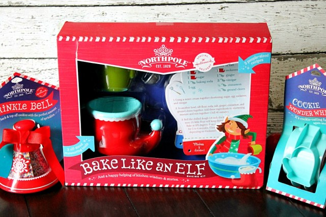 Bake Like an Elf Kit #NorthpoleFun #CollectiveBias