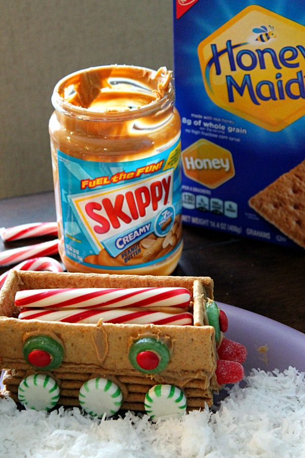 Holiday Baking with Honey Maid and Skippy #PBandG  #CollectiveBias