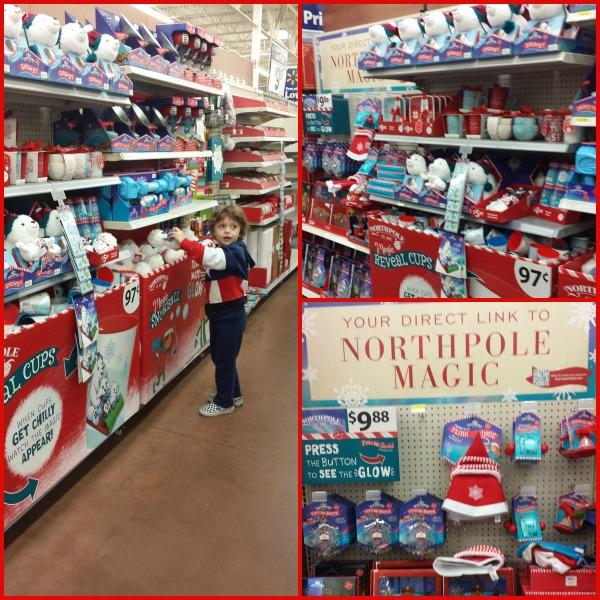 North Pole by Hallmark at Walmart #CollectiveBias #NorthPoleFun
