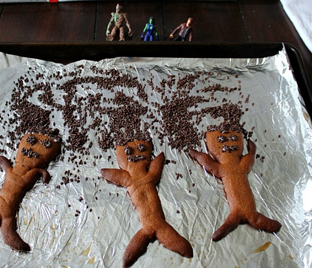 Groot Cookies #OwnTheGalaxy #CollectiveBias