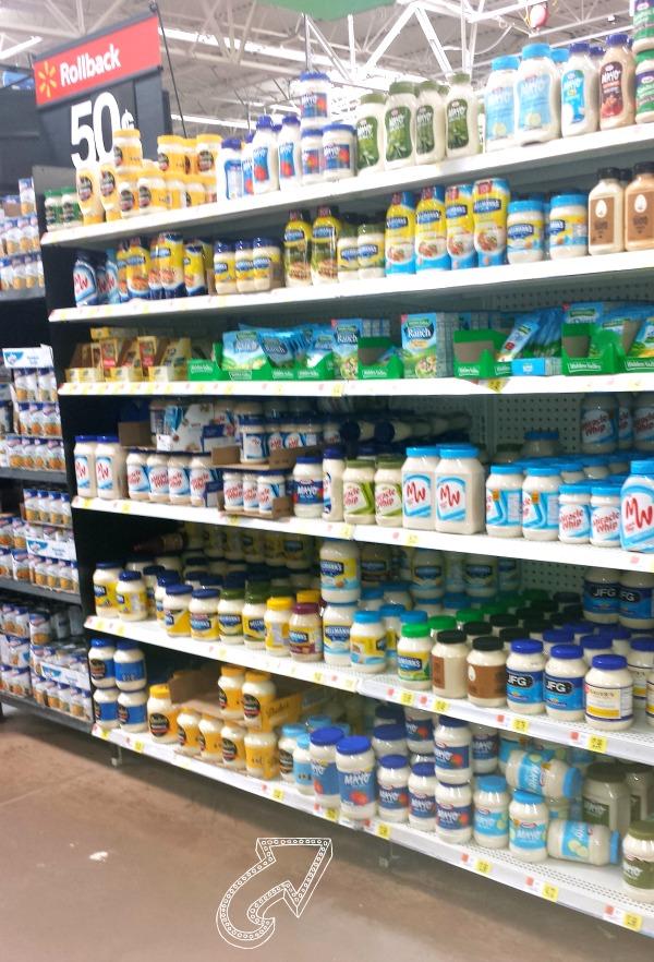 Kraft Mayo In Store #MustHaveMayo #CollectiveBias
