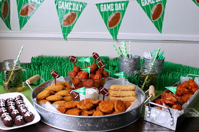 Farm Rich Game Day Snacks