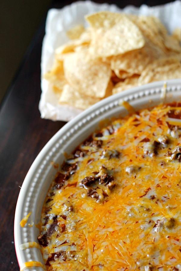 Enchilada Dip, yummy!