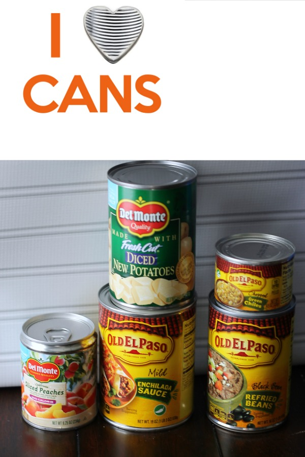 I love Cans