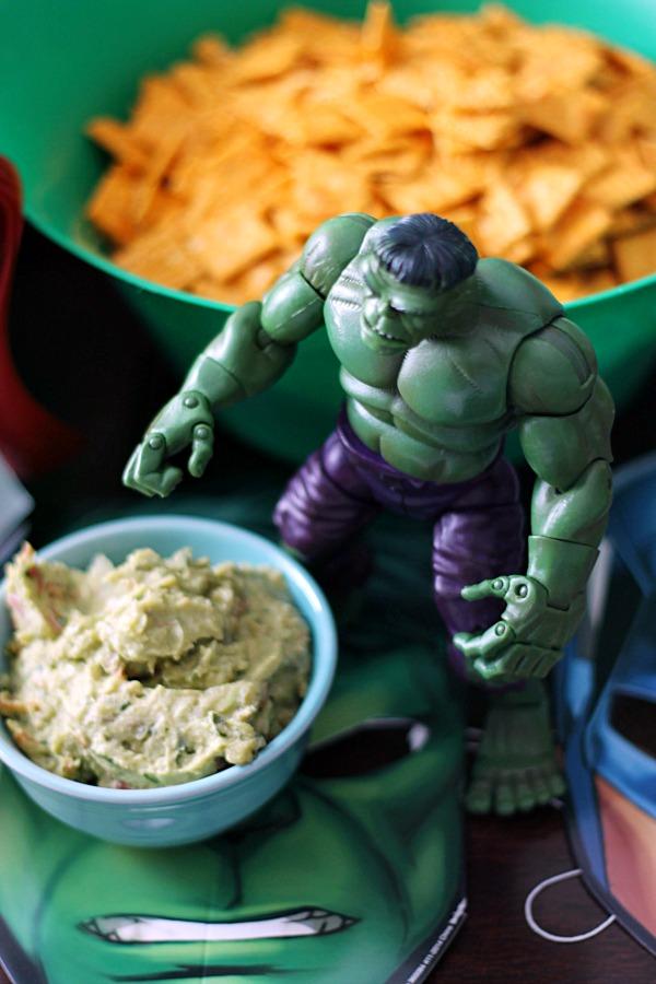 Hulk Smashamole  #AvengersUnite #CollectiveBias