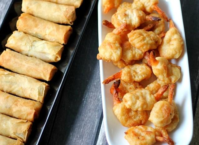 Shrimp Party