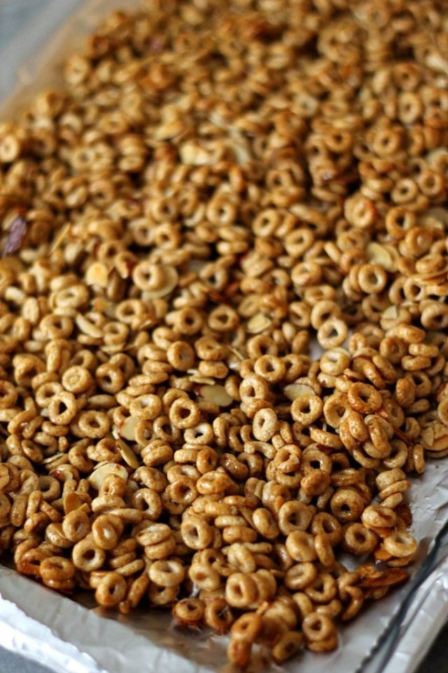 Cheerio Mix