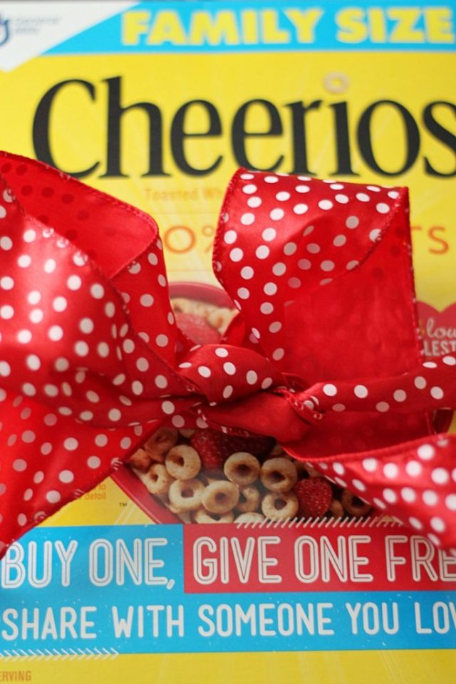 Gift of Cheerios
