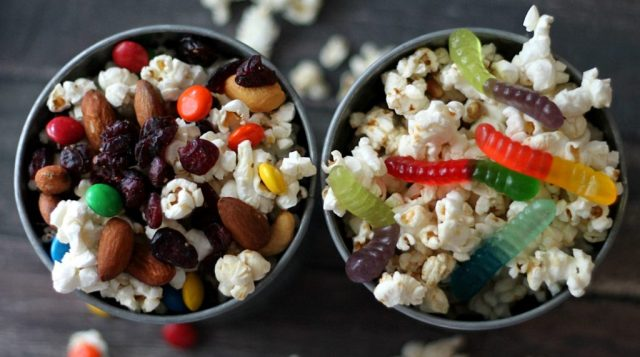 Popcorn Toppings