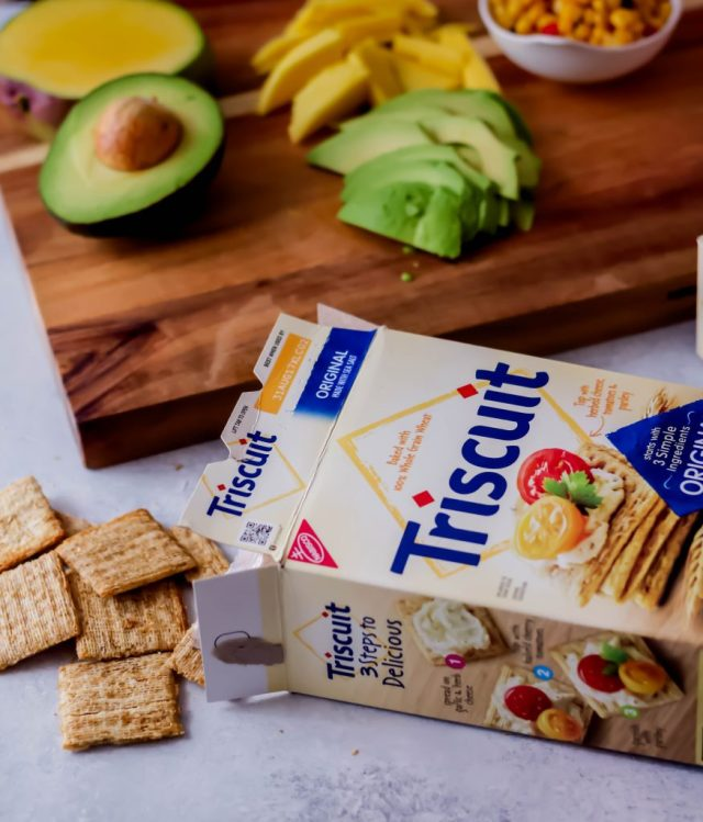 TRISCUITS Crackers Yum!