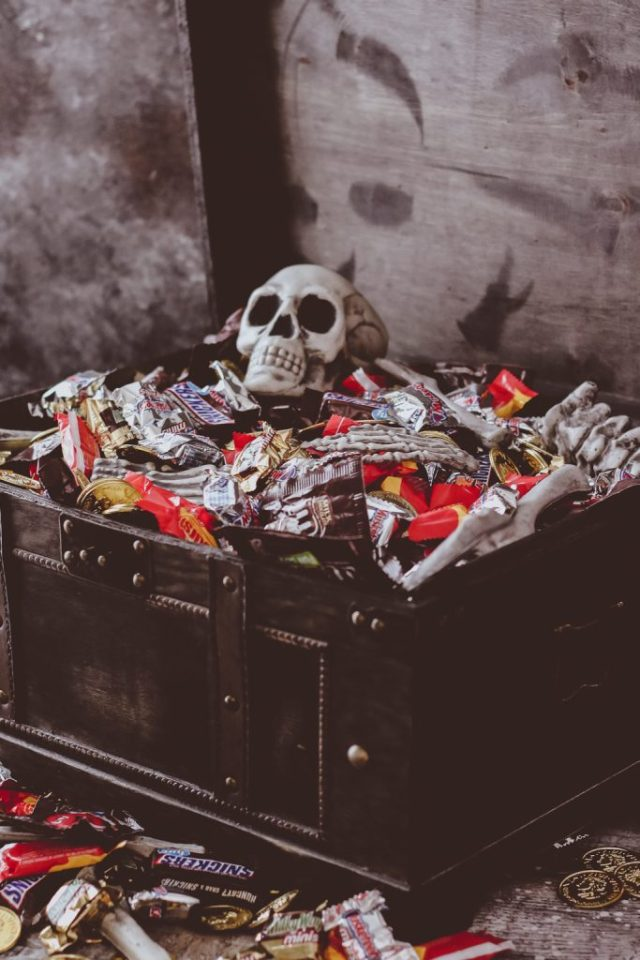 Haunted Treasure Chest (1 of 1)