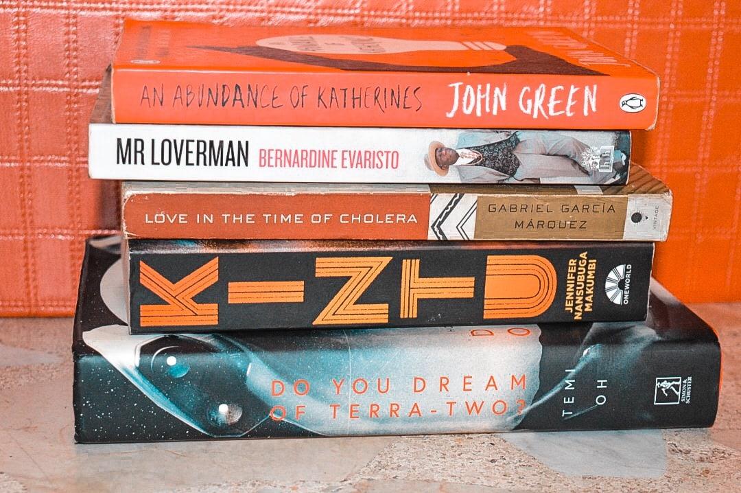 8 books I read in June