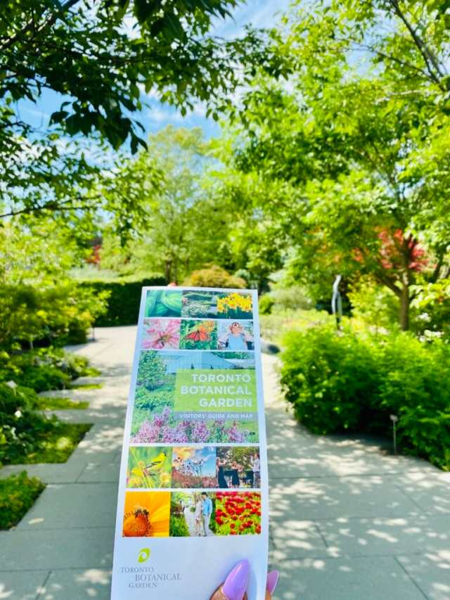 Toronto Botanical Garden Lifewithtwotees
