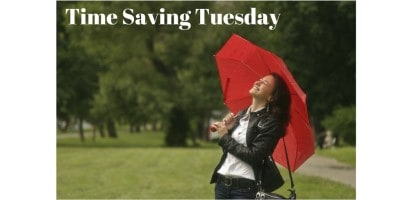 Time Saving Tuesday