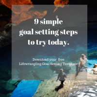Goal setting : A simple but powerful strategy