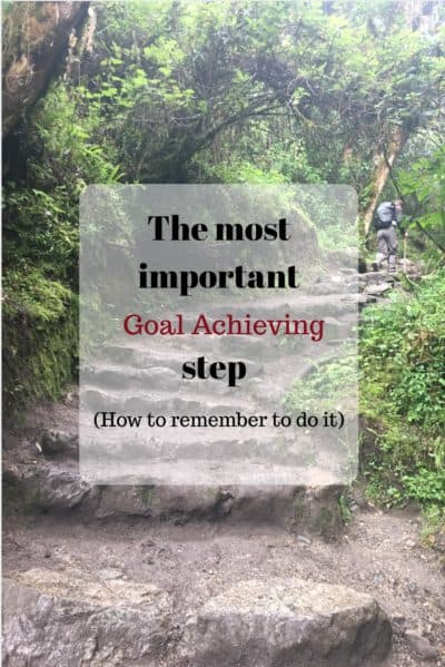 Set successful goals by using the correct systems and processes.