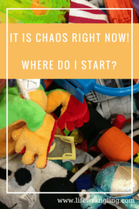 I have a lot of stuff! Where do I start decluttering?