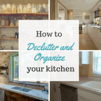 Declutter the Kitchen in 5 Days