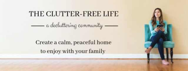 Clutter Free Life 71