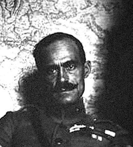 Ο Στρατηγός Νικόλαος Πλαστήρας, 1922. Ελληνικό Λογοτεχνικό και Ιστορικό Αρχείο.