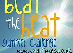 Beat the Heat Challenge: Week 2