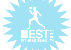 Two Shoe Guys: 2011 Ultimate Fitness Blog Awards