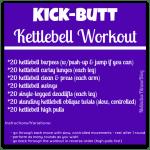 ☠ Kettlebell Workout Featuring: 16# DemonBell ☠
