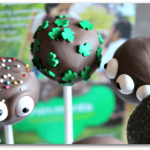 Thin Mint Truffle Pops