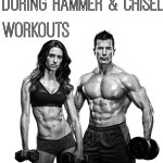Calories Burned in Hammer & Chisel Workouts [w/Fitbit]