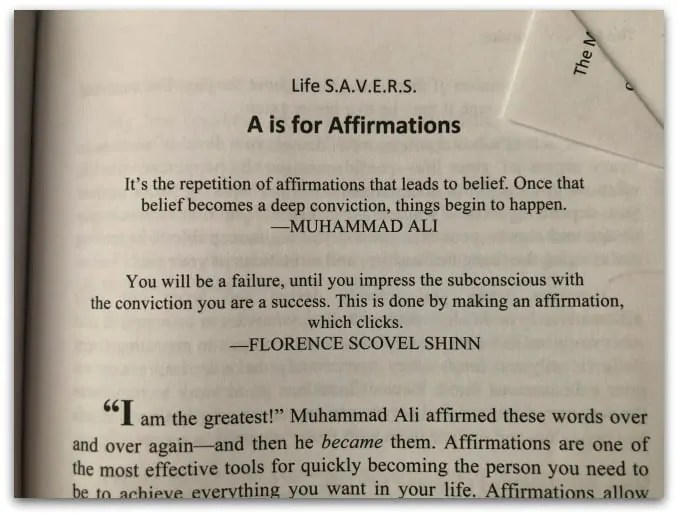 The Miracle Morning affirmations