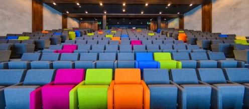 Sala de conferencias de Google Accelerate en The Foundry (Dublín)