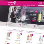 Nueva página web para PerfumeriaVIP