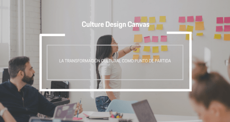 The Culture Design Canvas: La transformación cultural como punto de partida.