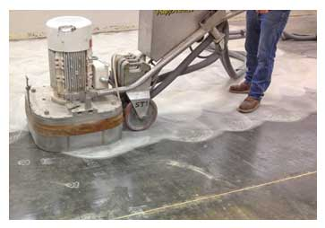 Fast Old Floor Removal Polishing Shot Blasting Concrete Diamond Grinding Floor Tile and Carpet Removal