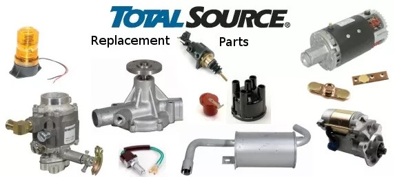 Totalsource Replacement Forklift Parts