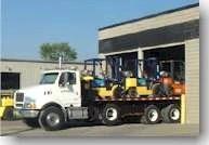 Liftway Forklift Rentals
