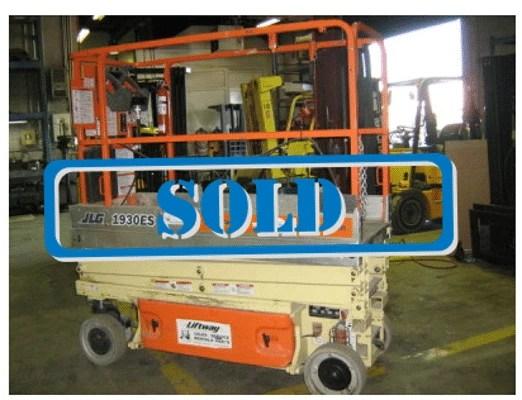 01-U6590 - JLG - Sold Unit